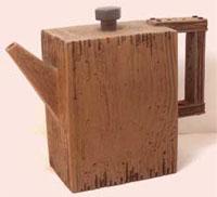 Хуже чайника может быть только чайник деревянный.